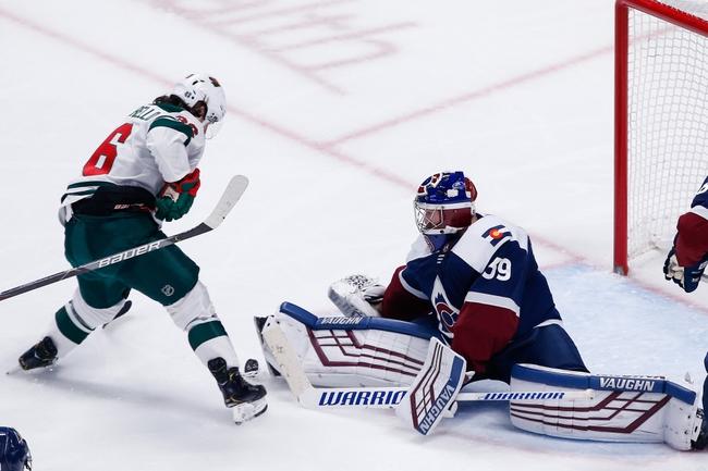 Minnesota Wild vs. Colorado Avalanche - 7/29/20 NHL Pick and Prediction