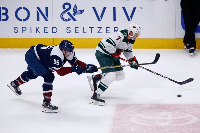 Minnesota Wild vs. Colorado Avalanche - 2/9/20 NHL Pick, Odds & Prediction