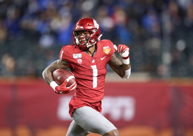 Washington State Cougars 2020 Win Total - College Football Pick, Odds and Prediction
