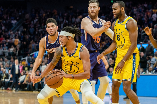 Phoenix Suns vs. Golden State Warriors - 2/12/20 NBA Pick, Odds, and Prediction