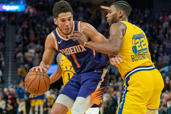 Phoenix Suns vs. Golden State Warriors - 2/12/20 NBA Pick, Odds & Prediction