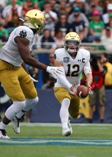 Florida State at Notre Dame 10/10/20 College Football Picks and Prediction