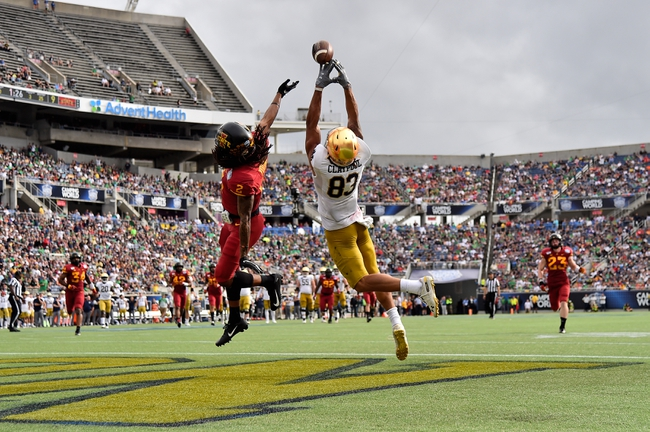 Chase Claypool 2020 NFL Draft Profile, Pros, Cons, and Projected Teams