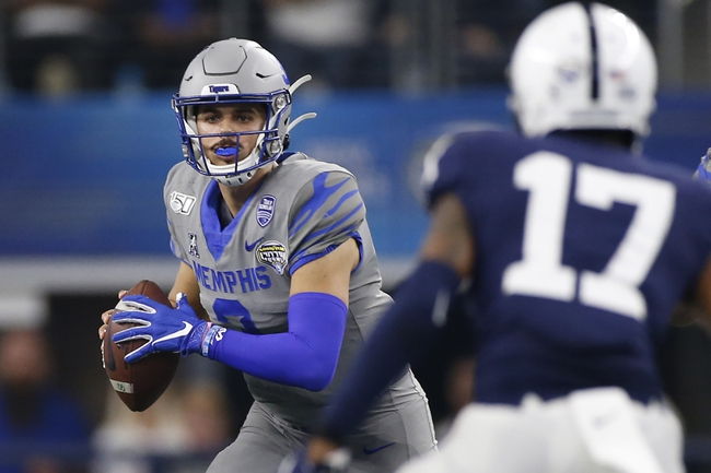 Arkansas State at Memphis - 9/5/20 College Football Picks and Prediction