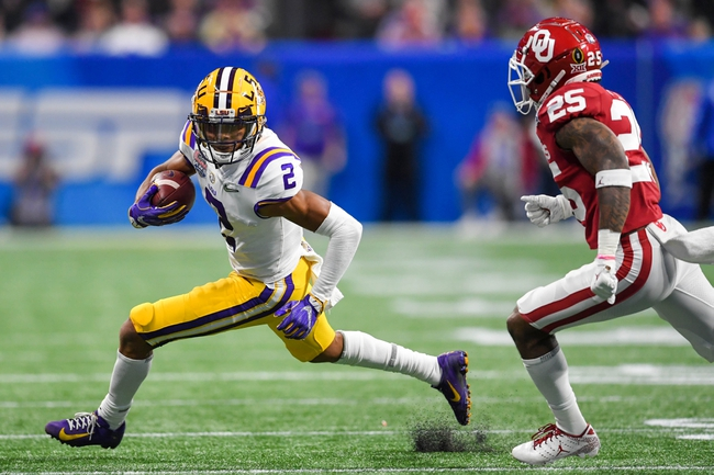 LSU vs. Clemson - 1/13/20 College Football National Championship Game Pick, Odds, and Prediction