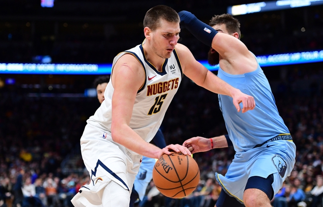 Memphis Grizzlies vs. Denver Nuggets - 1/28/20 NBA Pick, Odds & Prediction