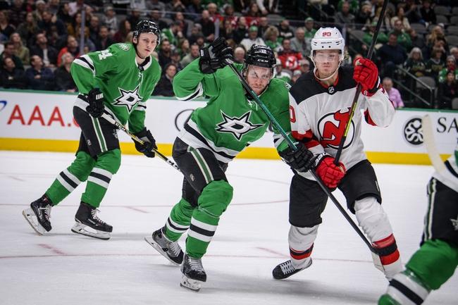 New Jersey Devils vs. Dallas Stars - 2/1/20 NHL Pick, Odds & Prediction