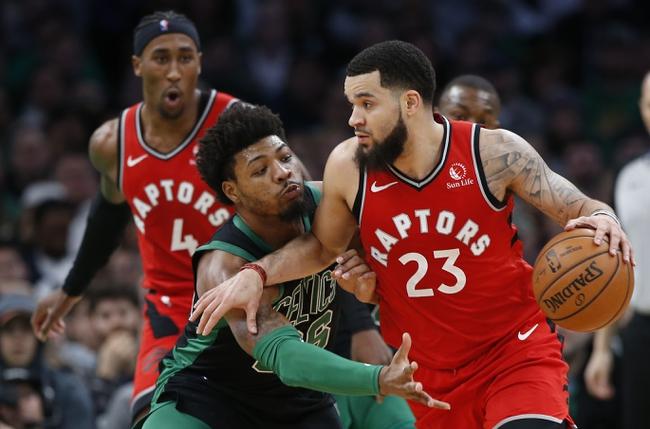 Toronto Raptors vs. Boston Celtics - 8/7/20 NBA Pick, Odds, and Prediction