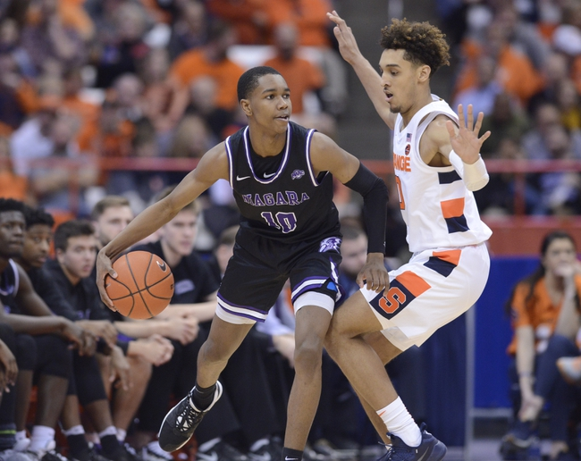 Niagara vs. Saint Peter's - 2/27/20 College Basketball Pick, Odds, and Prediction