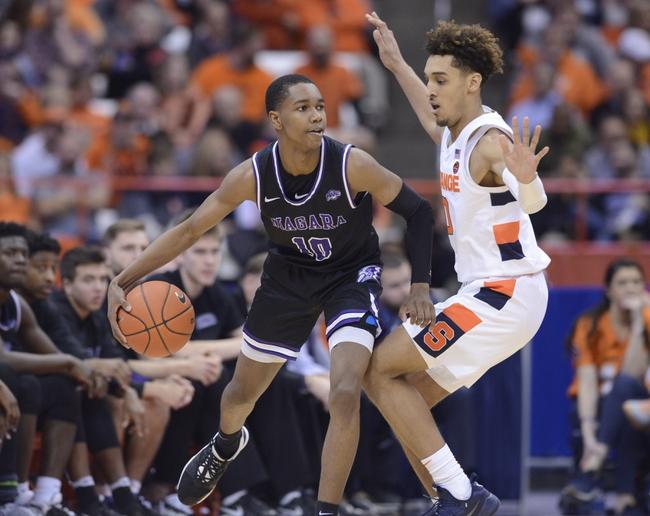 Saint Peter's vs. Niagara - 1/26/20 College Basketball Pick, Odds, and Prediction