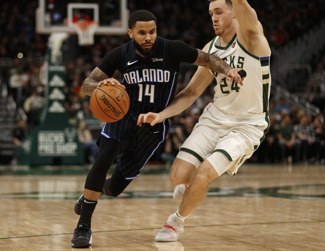 Orlando Magic vs. Milwaukee Bucks - 2/8/20 NBA Pick, Odds & Prediction