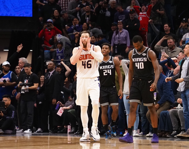 Phoenix Suns vs. Sacramento Kings - 1/7/20 NBA Pick, Odds & Prediction