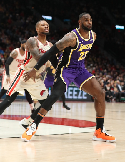 Los Angeles Lakers vs. Portland Trail Blazers - 1/31/20 NBA Pick, Odds & Prediction