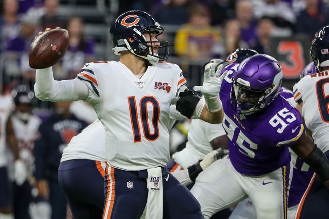 Chicago Bears 2020 Win Total - NFL Pick, Odds, and Prediction