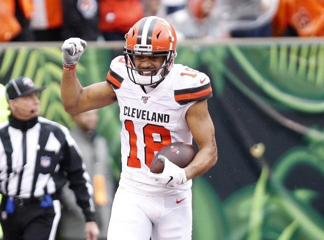 Cleveland Browns: 2020 NFL Draft Needs