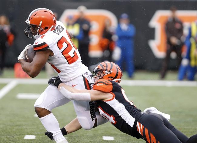 Tony T's Bengals vs. Browns ATS SIDE 9-17-2020