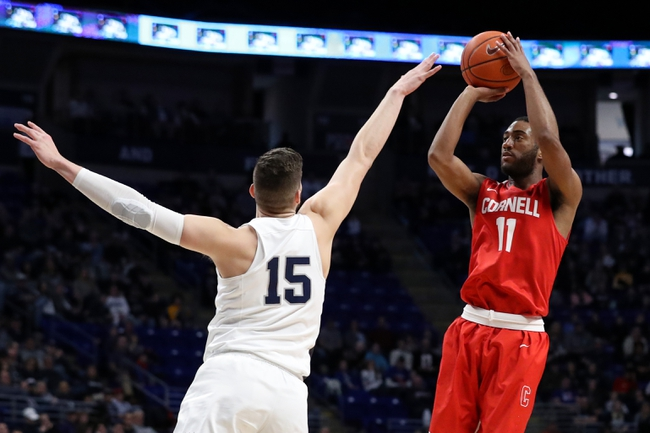 Pennsylvania vs. Cornell - 3/6/20 College Basketball Pick, Odds, and Prediction