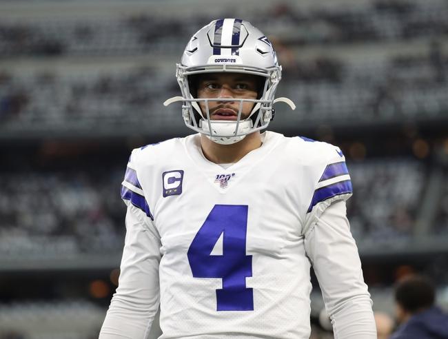 Dallas Cowboys at Los Angeles Rams - 9/13/20 NFL Picks and Prediction