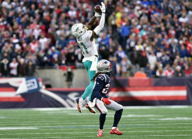 New England Patriots vs. Miami Dolphins - 5/9/20 Madden 20 Sim Classic NFL Pick, Odds, and Prediction