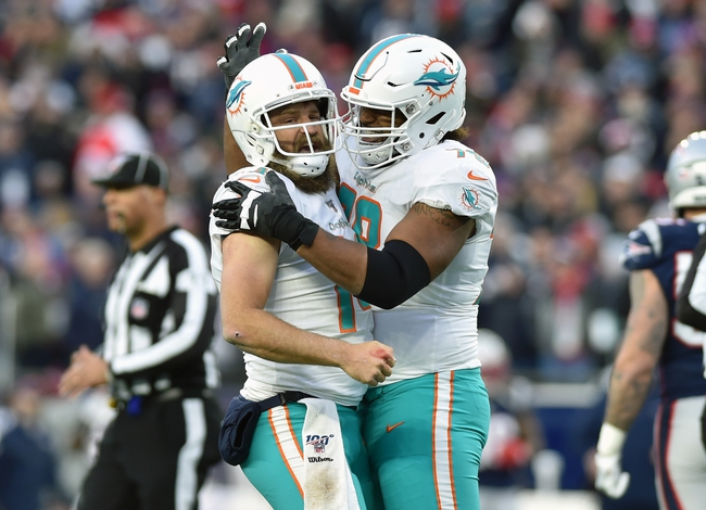 Miami Dolphins vs. Jacksonville Jaguars - 6/9/20 Madden 20 Sim NFL Pick, Odds, and Prediction