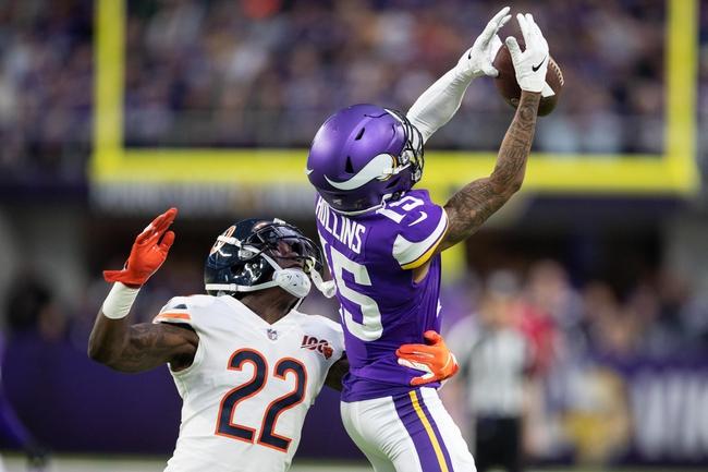 Minnesota Vikings vs. Chicago Bears - 4/17/20 Madden20 NFL Sim Pick, Odds, and Prediction