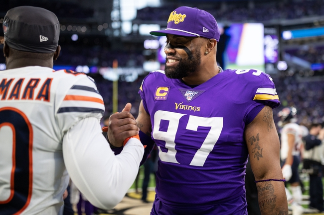 Minnesota Vikings vs. Chicago Bears - 5/15/20 Madden20 NFL Sim Pick, Odds, and Prediction