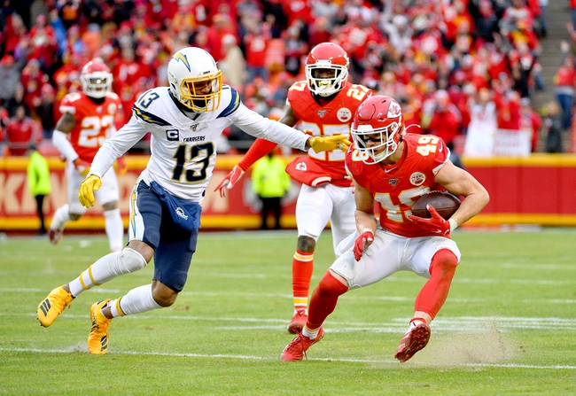 Kansas City Chiefs at Los Angeles Chargers - 9/20/20 NFL Picks and Prediction