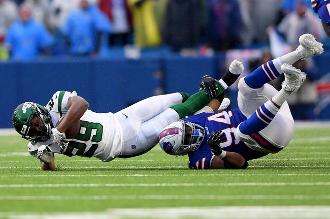 Buffalo Bills vs. New York Jets - 9/13/20 NFL Pick, Odds, and Prediction