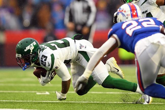 Buffalo Bills vs. New York Jets - 5/9/20 Madden 20 Sim Classic NFL Pick, Odds, and Prediction