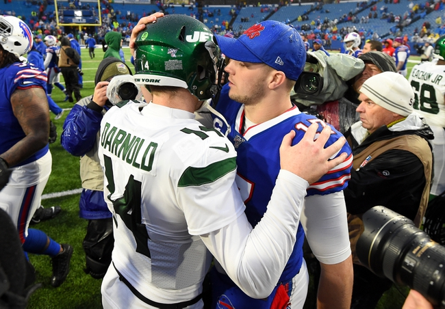 New York Jets at Buffalo Bills - Game Day NFL Pick, Odds, and Prediction