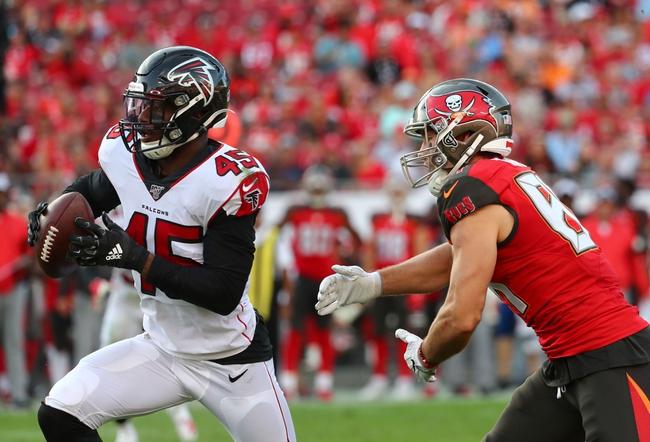 Atlanta Falcons vs. Tampa Bay Buccaneers - 5/24/20 Madden20 NFL Sim Pick, Odds, and Prediction