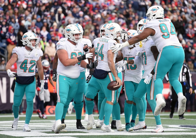 Miami Dolphins 2020 Win Total- NFL Picks and Predictions