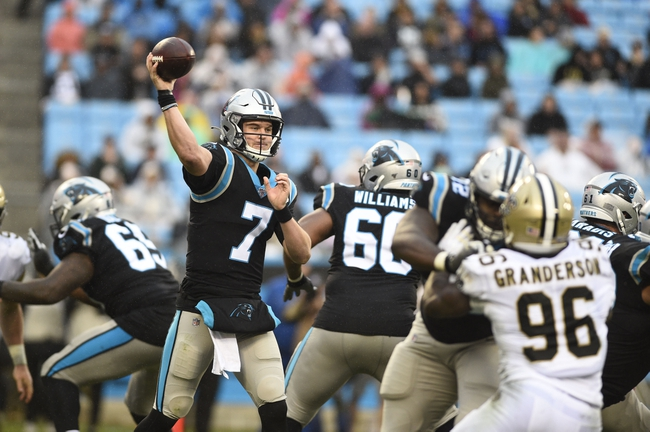 NFC South: New Orleans Saints vs Carolina Panthers NFL Picks 10/25/20 Odds, Predictions