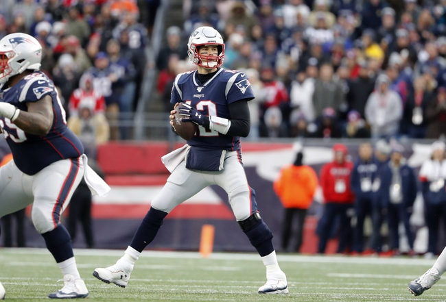 New England Patriots vs. Tennessee Titans - 1/4/20 NFL Pick, Odds, and Prediction
