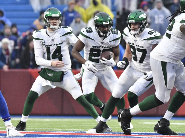 Buffalo Bills vs. New York Jets - 6/28/20 Madden 20 Sim NFL Pick, Odds, and Prediction
