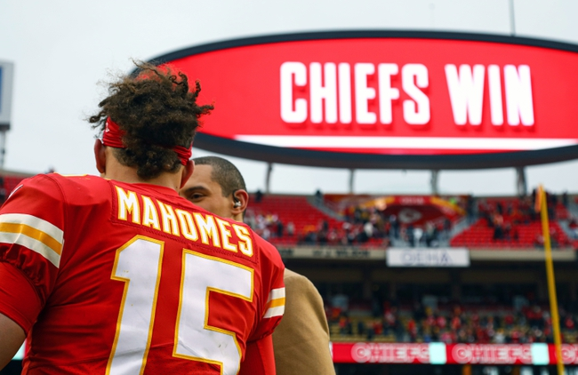 Kansas City Chiefs at  Los Angeles Chargers - Game Day NFL Pick, Odds, and Prediction