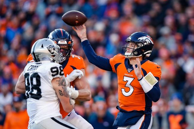 Cleveland Browns vs. Denver Broncos - 6/16/20 Madden 20 Sim NFL Pick, Odds, and Prediction