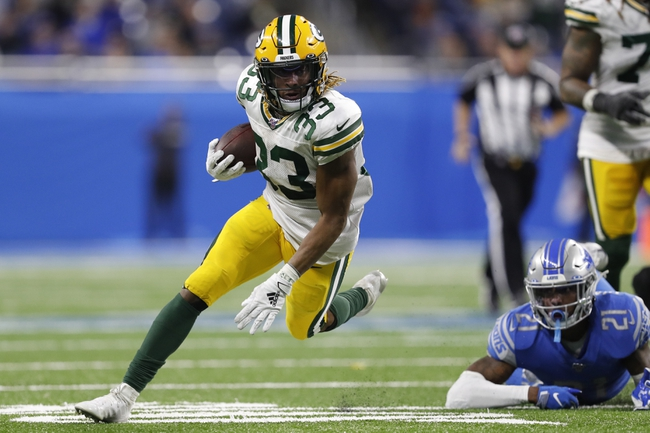 Detroit Lions at Green Bay Packers - 4/16/20 Madden 20 Sim NFL Pick, Odds, and Prediction