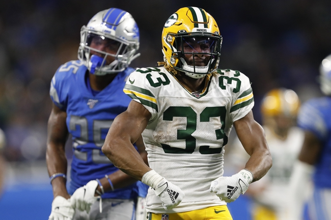 Green Bay Packers vs. Detroit Lions - 5/26/20 Madden20 NFL Sim Pick, Odds, and Prediction