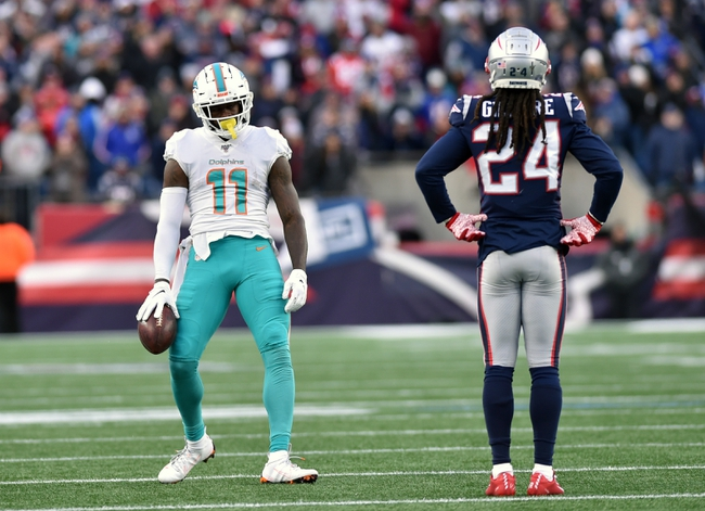 Miami Dolphins at New England Patriots - 9/13/20 NFL Pick, Odds, and Prediction