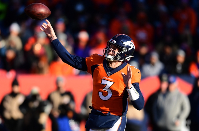 Denver Broncos vs. Carolina Panthers - 6/10/20 Madden 20 Sim NFL Pick, Odds, and Prediction