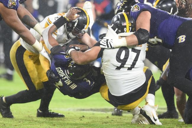 NFL Betting: Baltimore Ravens vs Pittsburgh Steelers 11/1/20 NFL Picks, Odds, Predictions