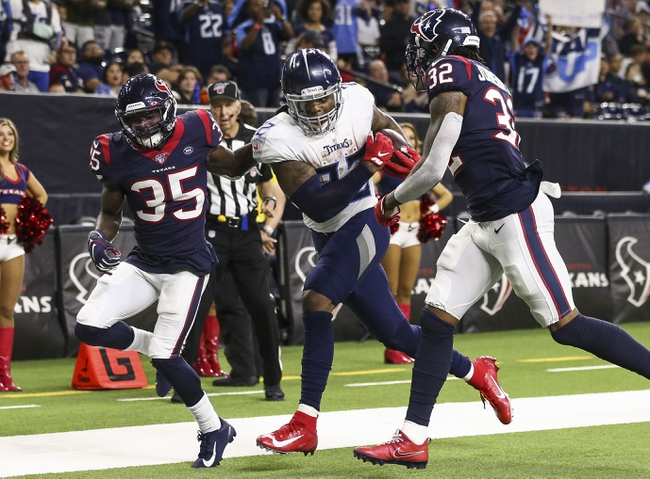 Houston Texans vs. Tennessee Titans - 5/18/20 Madden 20 Sim Classic NFL Pick, Odds, and Prediction