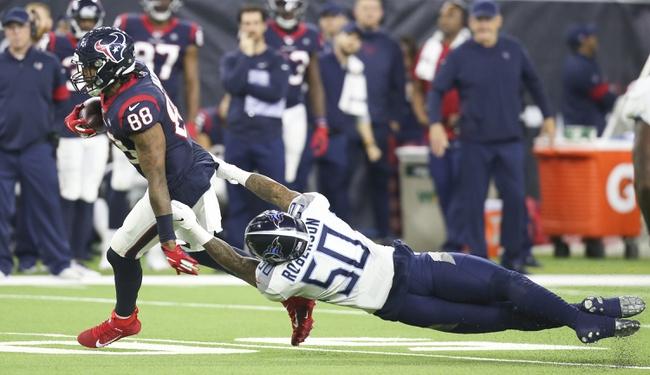 Houston Texans vs. Tennessee Titans - 5/28/20 Madden20 NFL Sim Pick, Odds, and Prediction