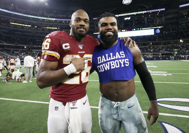 Dallas Cowboys vs. Washington Redskins - 4/30/20 Madden20 NFL Sim Pick, Odds, and Prediction