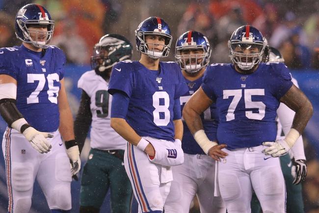 New York Giants: 2020 NFL Draft Needs