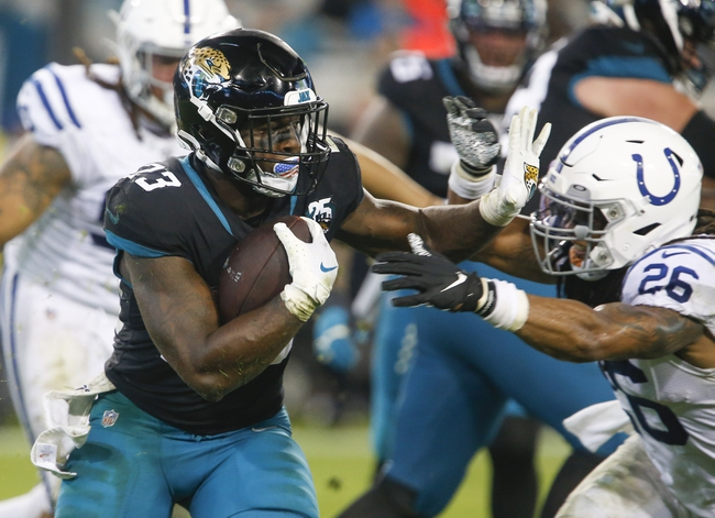 Indianapolis Colts at Jacksonville Jaguars - 9/13/20 NFL Game Day Pick, Odds, and Prediction