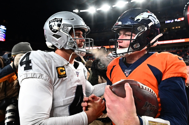 Oakland Raiders vs. Denver Broncos - 5/8/20 Madden20 NFL Sim Pick, Odds, and Prediction