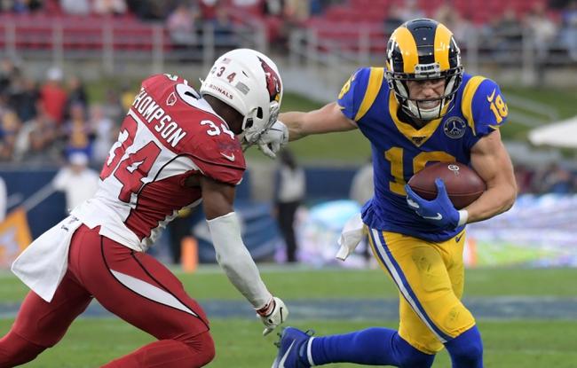 Arizona Cardinals vs. Los Angeles Rams - 4/10/20 Madden 20 Sim NFL Pick, Odds, and Prediction