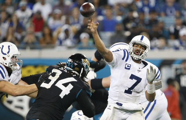 Indianapolis Colts vs. Jacksonville Jaguars - 5/18/20 Madden 20 Sim Classic NFL Pick, Odds, and Prediction